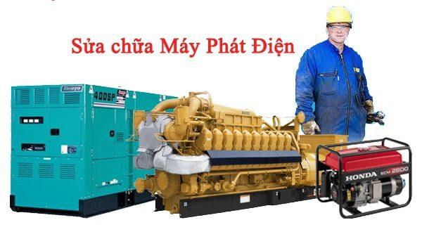 sửa chữa máy phát điện, sua chua may phat dien