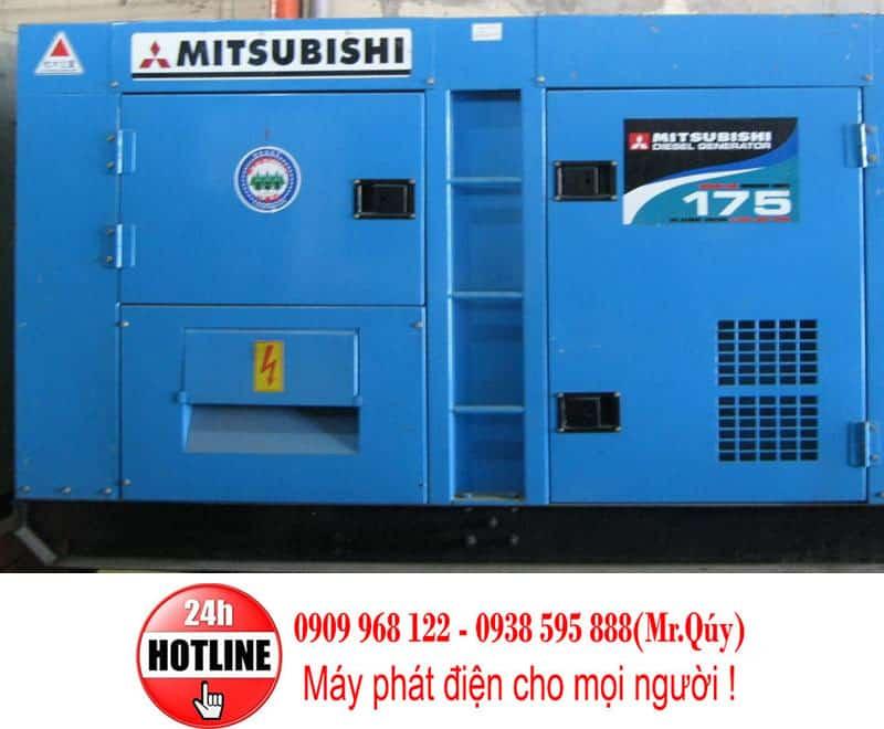 Máy phát điện Mitsubishi, có thể phát điện Mitsubishi